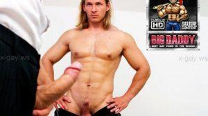 Cock in BodyBuilder Ass