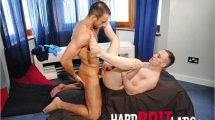 Hard Brit Lads - Stany Falcone and Jack Jefferson