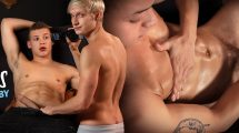 Here Cums Corbin Colby & Max Carter