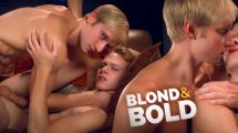 Blond & Bold - Max Carter and Nathan Reed