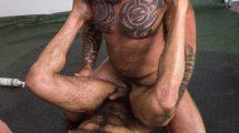 HairyAndRaw - Marc Angelo & Amir Badri