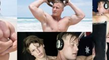 All Australian Boys - Lance