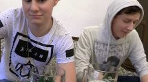 Czech Hunter 297 - Two very hot gay teenagers